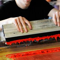 Advanced Screen-printing Weekend