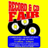 Dundee Record, CD and Music Memorabilia Show