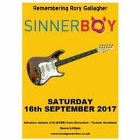 Rory Gallagher Tribute Show