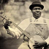 Acoustic Blues: Jerron 'Blind Boy' Paxton / The Troublemakers