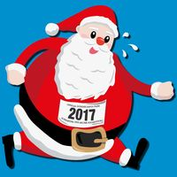 Leisure and Culture Dundee's Santa Dash 2017
