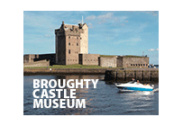 Broughty Castle Museum graphic