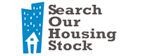 Search Our Housing Stock graphic