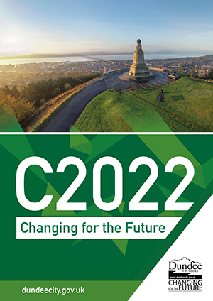 Changing for the Future report cover