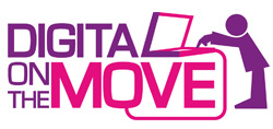 Digital on the Move logo