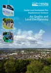 Supplementary Guidance Air Quality and Land Use Planning document (0.62MB PDF)