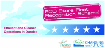 ECO Stars Fleet Recognition Scheme logo
