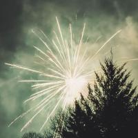 Dundee Firework Display - Baxter Park Image