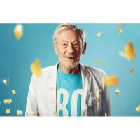 Ian McKellen on Stage Image