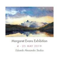 Margaret Evans Art Exhibition Image