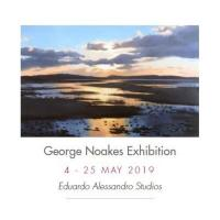 George Noakes Art Exhibition Image