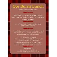 Oor Burns Lunch 2019 Image