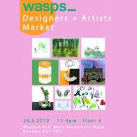 Wasps Designers and Artists Market Image