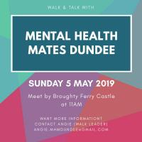 Walk and Talk with Mental Health Mates Dundee  Image