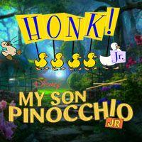 Honk Jr and My Son Pinocchio Jr Image