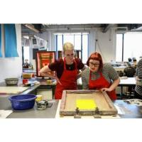 Screen Printing (Beginners) Image
