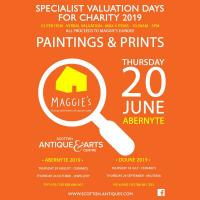 Scottish Antique and Arts Centres Charity Valuation Day for Pictures and Prints  Image
