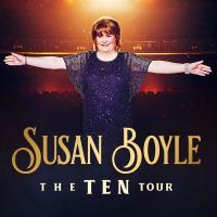 Susan Boyle - The Ten Tour Image