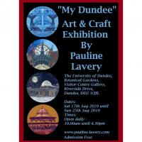 My Dundee by Pauline Lavery Image