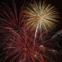 Dundee Firework Display - Lochee Park Image