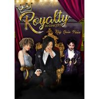 Royalty In Concert - The King, The Queen and Prince Image