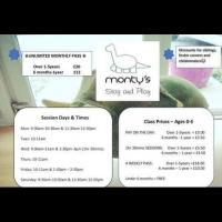 Montys Stay and Play Image