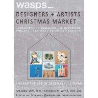 Wasps Designers and Artists Christmas Market Image