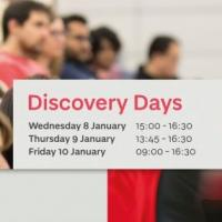 Discovery Days 2020 Image