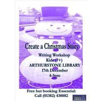 Create a Christmas Story Image
