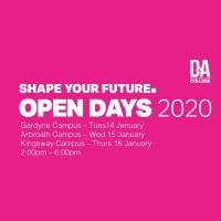 Dundee and Angus College Open Day @ Gardyne Campus Image