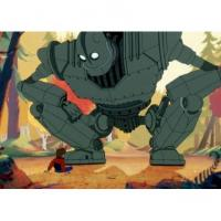 Relaxed: The Iron Giant Image