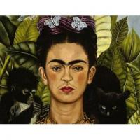 Exhibition on Screen: Frida Kahlo Image