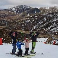 Alpine Skiing for Beginners Image