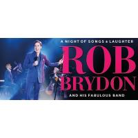 Rob Brydon: A Night of Songs and Laughter Image