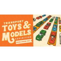 Toys and Models Exhibition Image