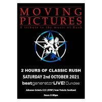 Rush Tribute - Moving Pictures Image