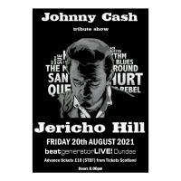 Johnny Cash Tribute Show Image