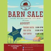 Bonnybank Barn Opening Weekend Image