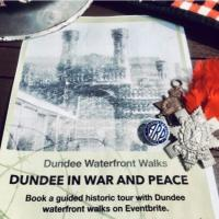 Dundee Waterfront Walks - Dundee in War and Peace Image
