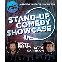 Stand-Up Comedy ft. Scott Forbes and Harry Garrison  Image