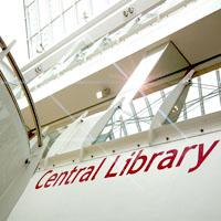 Leisure Reading, Central Library Image