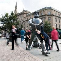 Art for All - The Pioneering Story of Public Art in Dundee Image