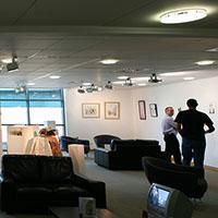 University of Abertay, Hannah MacLure Centre Image