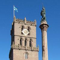 Old Steeple (St Marys Tower) Image