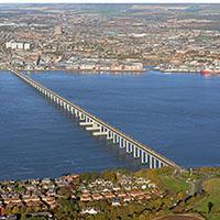 Tay Road Bridge Image