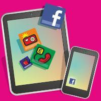 Social Media Savvy Image