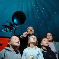 Winter Planetarium Shows Image