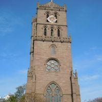 Steeple Church Image
