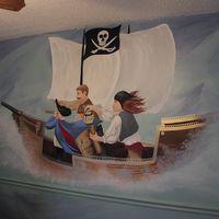 HMS Unicorn Treasure Hunt Image