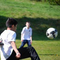 Football @ Grove Image